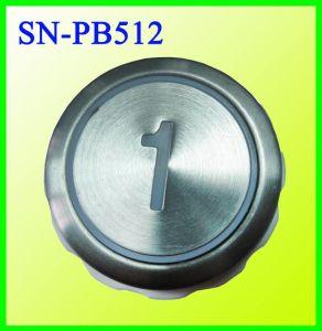 Höhenruder-Druckknopf für Schindler (SN-PB512)