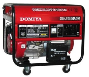 Generator des Benzin-5kw (MS7500CXD)