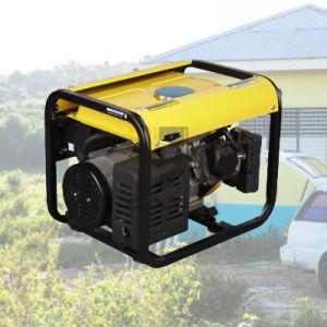 2500watt/2800watt/3000watt/3500watt 110/220V 50Hz/60Hz GasolineかPetrol Portable Generator