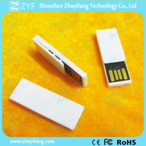 UDPチップ(ZYF1223)が付いている小型クリップブックマークUSBのフラッシュ駆動機構