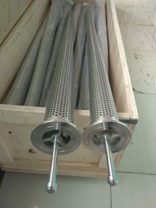 Edelstahl-bohrendes Bildschirm-Rohr/bohrenbildschirm für Drll Rohr