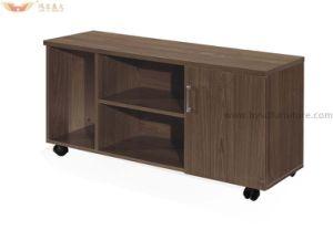 Datei-Schrank des Büro-Möbel-hölzerner örtlich festgelegter Untersatz-3-Drawer (HY-4002)