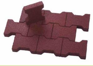 運動場のゴム製床のマット、体操の床のマット、ゴム製床タイル