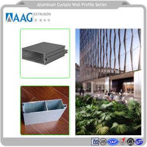 Bella parete divisoria esterna o parete divisoria del metallo con la parete divisoria di profilo di alluminio di buona qualità