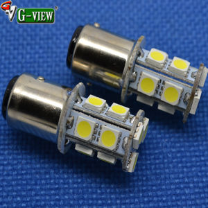 S25 1156 Ba15s Bau15s 7SMD 5050 LED Parking Turn Single Brake Light