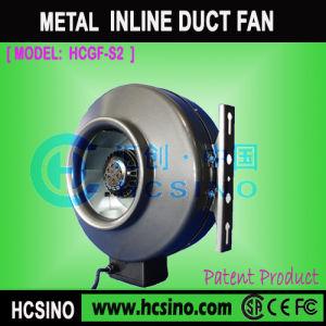Aço/ventilador do tubo de centrífuga redonda de Metal (HCGF-s2)