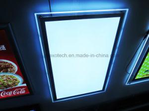Крепление на стену кристально чистый светодиодный индикатор с магнитным открыть (CSW03-A3P-02)