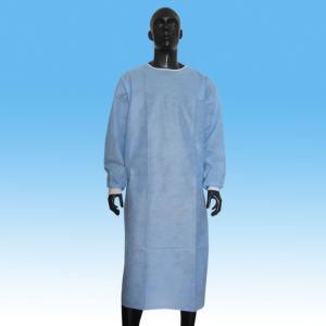 PP+PE Lokalisierungs-Kleid, wasserdichtes Lokalisierungs-Kleid