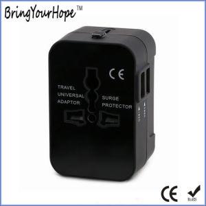 De speciale Adapter van de Reis van het Ontwerp Universele met 2.1A de Output van USB (xh-uc-038)