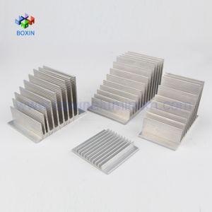 6063 profili di alluminio/profilo dell'espulsione industriale della lega per il dissipatore di calore