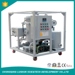 China Gzl purificador de aceite lubricante de alta viscosidad del aceite lubricante// Máquina de Reciclaje de equipos de limpieza del aceite hidráulico (ISO)