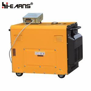 Luftgekühltes Dieselgenerator-Set (DG3500SE)