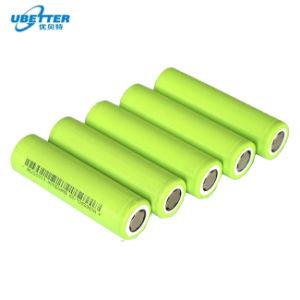 Bateria de lítio recarregável de 3,7 V 18650 2600mAh para os brinquedos eléctricos