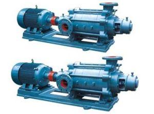Pomp van het Voer van de Boiler Mulistage van de hoge druk de Horizontale (DG)