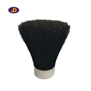 طبيعيّ أسود خنزير شعر يغلى هلب صاف