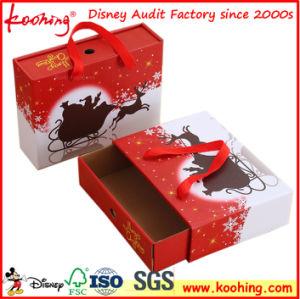 昇進のためのクリスマスのギフト用の箱