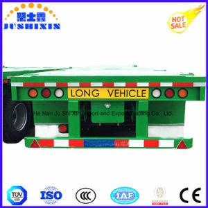 Tri-Axles 40FT veículos longos, Carreta recipiente, reboque, semi-reboque