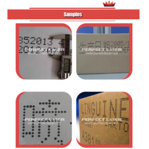 Kleines Zeichen industrielle Cij Tintenstrahl-Flaschen-Drucken-Maschine