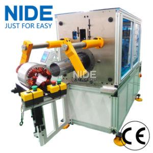 Tipo Horizontal Auto Motor Máquina de inserção de inserção da bobina do estator