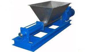 Qualitäts-Melassen-Übergangseinzelne Schrauben-Pumpe