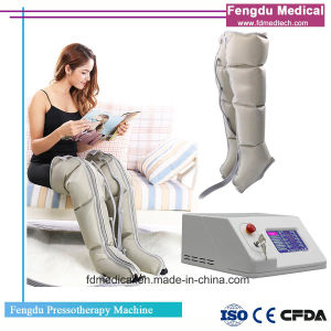 3 in 1 Machine van de Drainage van Pressotherapy van het Vermageringsdieet van EMS Infrarode Lymfatische