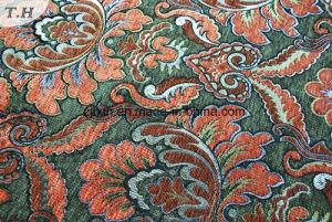 Doppio tessuto del sofà della tintura del filato del Chenille da buona qualità
