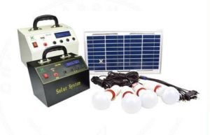 Sistema Generador solar Hzad-06A