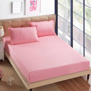 4pcs plena cama King Size de microfibra de sábana de inicio