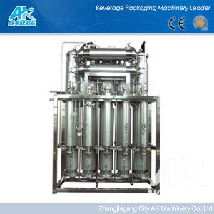 Behandeling van het Water RO van de Generator van het Ozon van de Filter van het Zand van de Koolstof van de omgekeerde Osmose de Industriële Geactiveerde UV