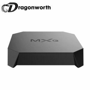 Androider Adapter des Fernsehapparat-Kasten-U2+ Mxq S905W 2g 16g WiFi für HD Mikroprogrammaufstellung-Aktualisierungsvorgang androiden Fernsehapparat-Kasten-Mikroprogrammaufstellung-Aktualisierungsvorgang 4K androiden Fernsehapparat-Kasten-Kamera Skype Fernsehapparat-Kasten
