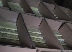 Het Pleisteren van het Polyurethaan van pvc van het Schuim van Pu de Plastic Troffel van de Vlotter (fm-PU01)