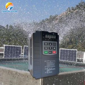 Inverseur de la pompe à eau solaire système trois phase 3.0kw 380V 4HP