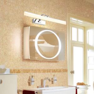 Estilo europeu moderno hotel de parede LED Lamp Iluminação Decorativa roupões de banho vaidade Luz do espelho