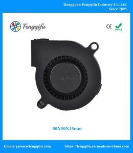 50mm 50X50X15mm 5V CC Mini 12v o Ventilador do Soprador de ar