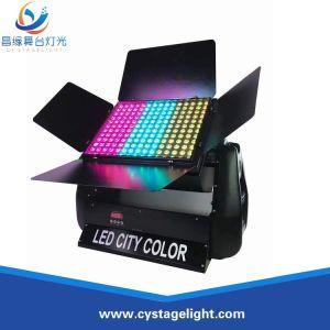 옥외 건물 단계 벽 세탁기 180*3W/9W LED 도시 색깔 빛