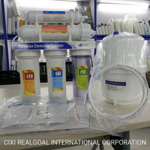 5 этап Undersink системы обратного осмоса система очистки воды дома обратный осмос воды обратного осмоса фильтр машины