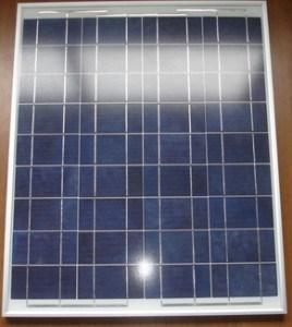 50 vatios Panel Solar Policristalino (SNM-P50).