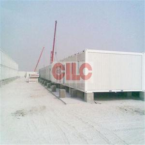 Structure légère en acier Modular Maisons préfabriquées pour Camp de travail