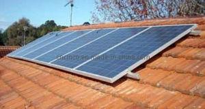 Montaggio solare lanciato del tetto