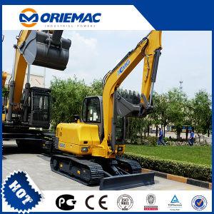 Escavatore cinese Xe60ca di telecomando di XCMG mini da vendere