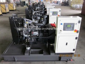 50Hz 15kVA Perkins Engine이 강화하는 디젤 엔진 발전기 세트