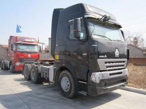 420HP 6X4 Sinotruck HOWO caminhão trator a7