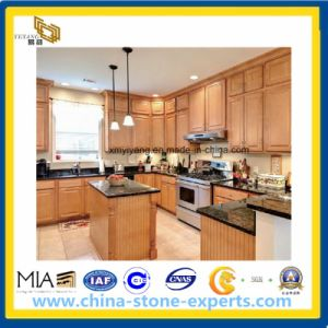 Geprefabriceerd huis & Customized Granite Countertop voor Kitchen, Hospitality (YY - GC001)