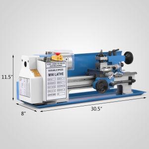 550W Variable Speed Milling Machine DIGITAL Mini Metal Lathe