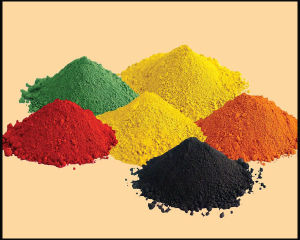 Eisen-Oxid-rotes Puder/rote Farben-Pigment 130