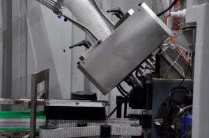 자동적인 패킹을%s 가진 요구르트 콘테이너 자동적인 인쇄 기계