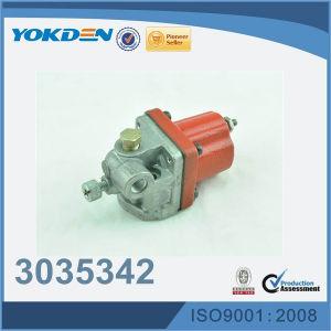 3035342의 12 볼트 DC 연료 차단 밸브 엔진 부품