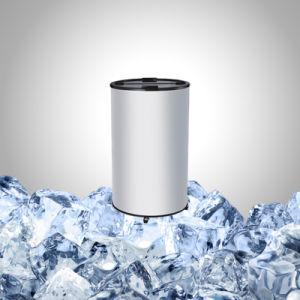 Portable Mini frigorífico na rodada pode modelar