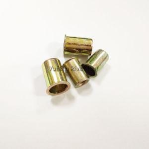 Zinc jaune/noix principale de rivet réduite par aluminium