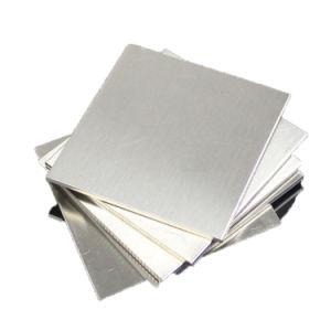 4*8 Hoja de Acero Inoxidable 304L Precio por kilo para la construcción